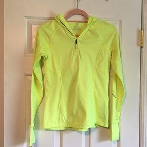 Mondetta Neon Yellow Pullover